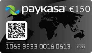 150 Euro Paykasa Kart